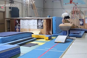How to Do Gymnastics Vault Moves
