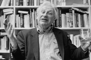 Historian Studs Terkel