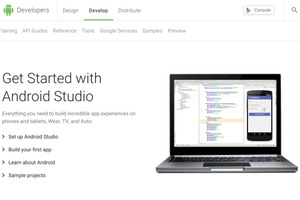 Get Started with Android Studio