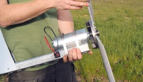 How to Build a Wind Generator