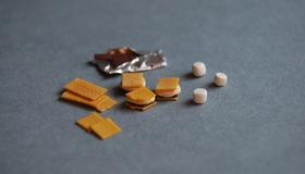 Polymer Clay Smores