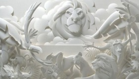 Amazing Paper Sculpture