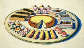 French Pastries by Thiebaud