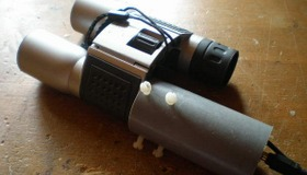 Video Eyepiece for Binoculars