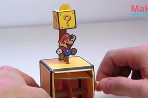 Paper Mario Brothers Automaton