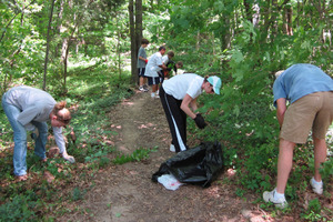Removing Invasive Species