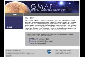 General Mission Analysis Tool