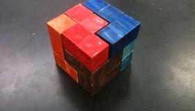 DIY Puzzle Cube