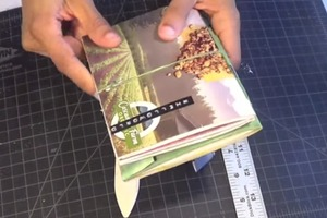 DIY Cereal Box Notebooks