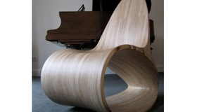 Laminated Birch Chair