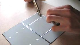 Homebrew Solar Panel