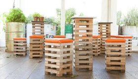 Make Furniture Out of Pallets