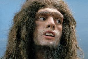 Caveman Makeup