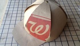 Paper Bag Cap