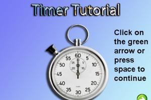 Timer Tutorial