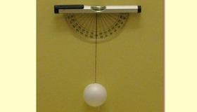 Ping Pong Ball Anomometer