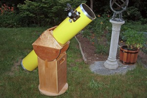 "Building a 12.5"" Dobsonian Telescope"