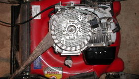 Repair a Lawn Mower Engine