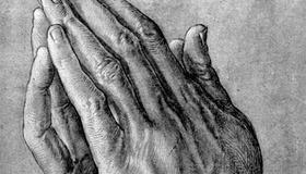 Hands by Dürer