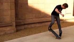 Physics of a Kickflip