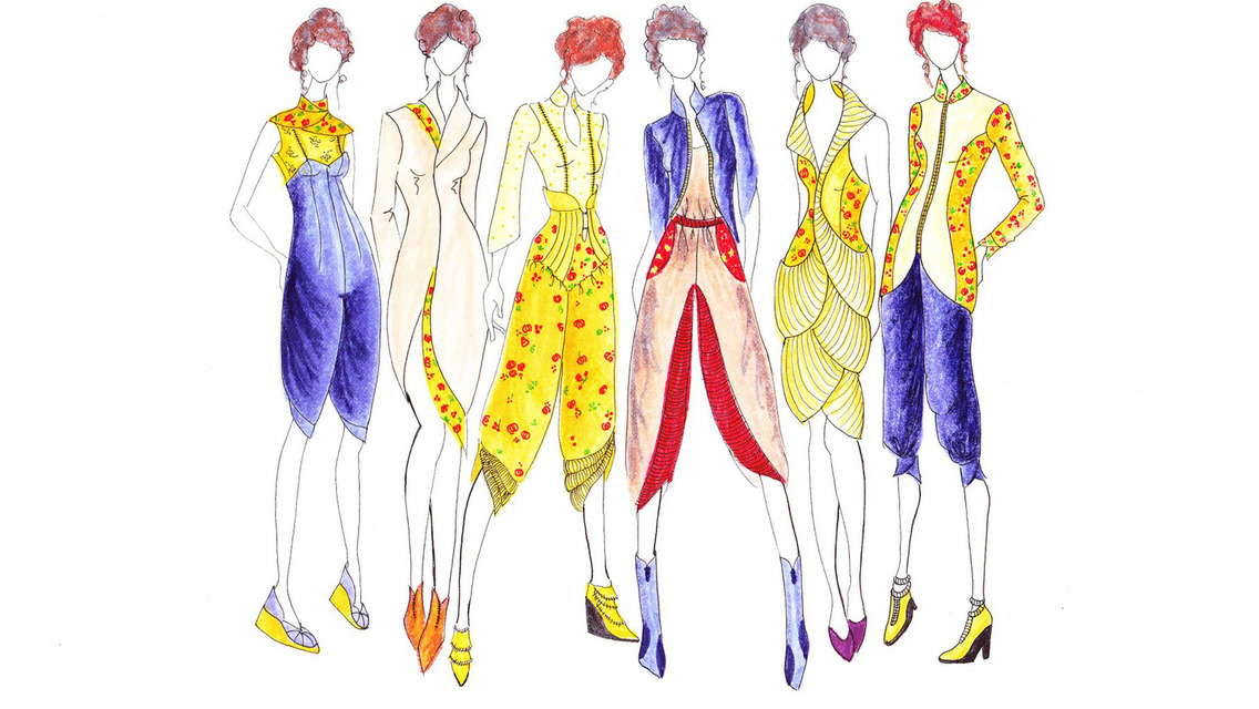 Fashion Drawing Draw a Fashion Illustration