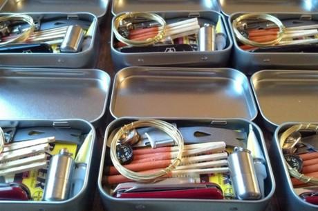 Diy survival kit gifts