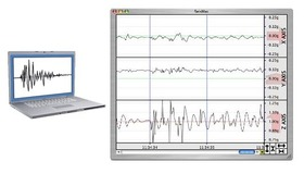 Turn Your Mac into a Seismometer