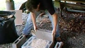 Use A Sawdust Kiln