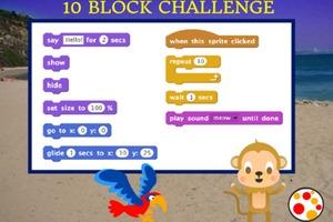 10 Blocks Challenge DIY
