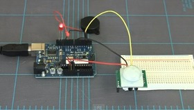 Build a motion alarm