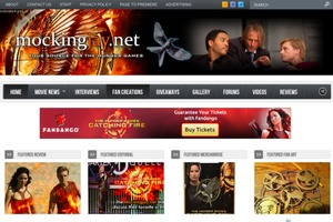 Hunger Games Fan Site