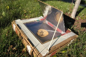 How To Make a Cardboard Solar Oven