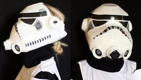 Milk Jug Stormtrooper