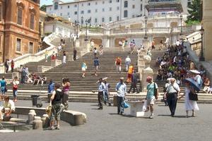 Spanish Steps – Rome