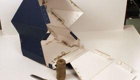 3-D Model a Gift Box
