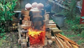 Inspiration and Information for Making a Wood-Fired Kiln