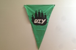 How To Make a Pennant