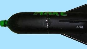 Soda Bottle Water Rocket