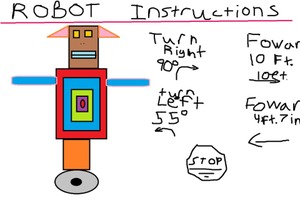 Robot Instructions