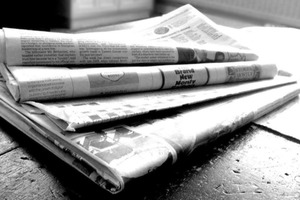 Printing a Newspaper