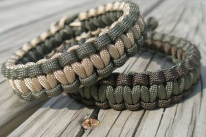 Paracord Bracelet and Watchband