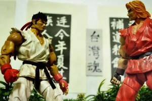 Street Fighter Stop-Motion