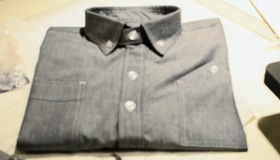 Design and Sew a Button-Up Shirt