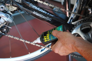 How To Lube A Bike Chain