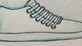 How to Draw Shoes