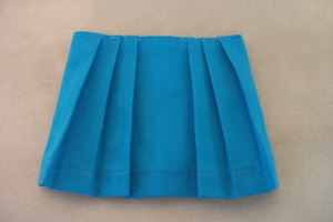 Pleated Doll Skirt