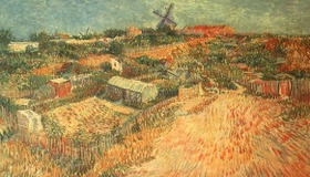 Impressionist Painting by Van Gogh