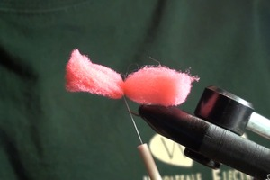 How to tie an egg pattern fly