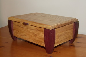 Making a Wooden Jewellery Box