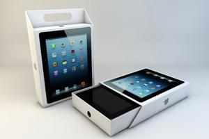iPad package design